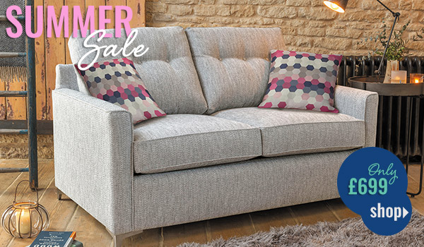 Lexi Sofabeds only £699 at Forrest Furnishing in Glasgow